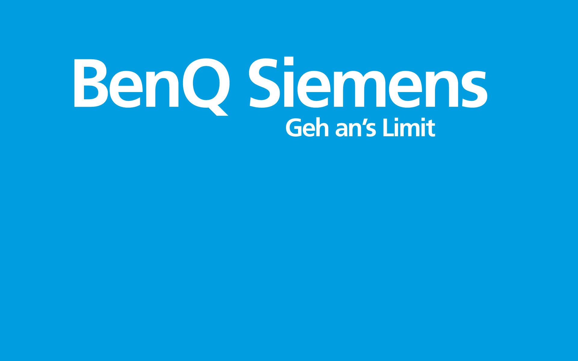 BenQ Siemens – Vertriebskampagne