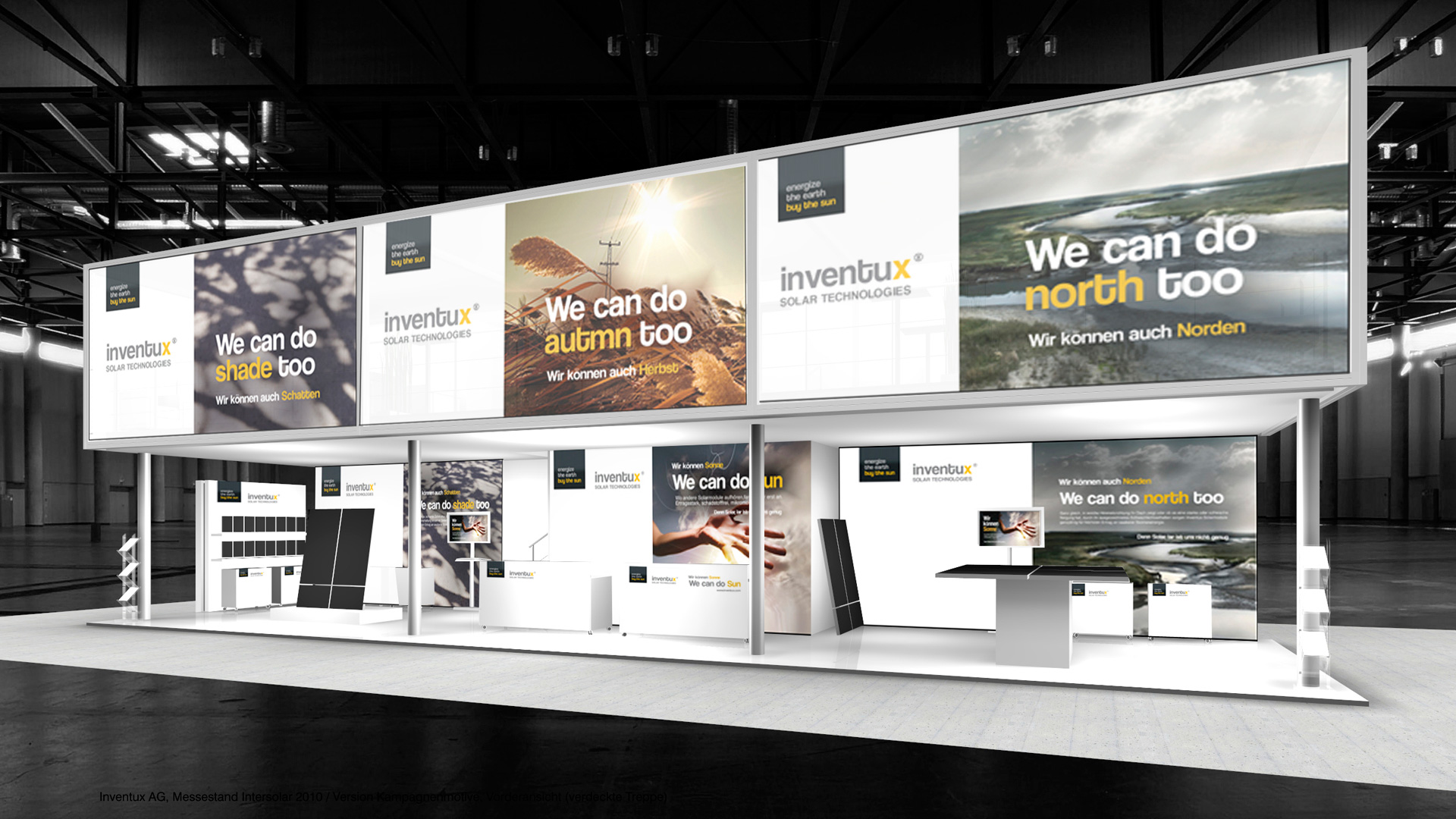 Inventux Solar Technologies AG