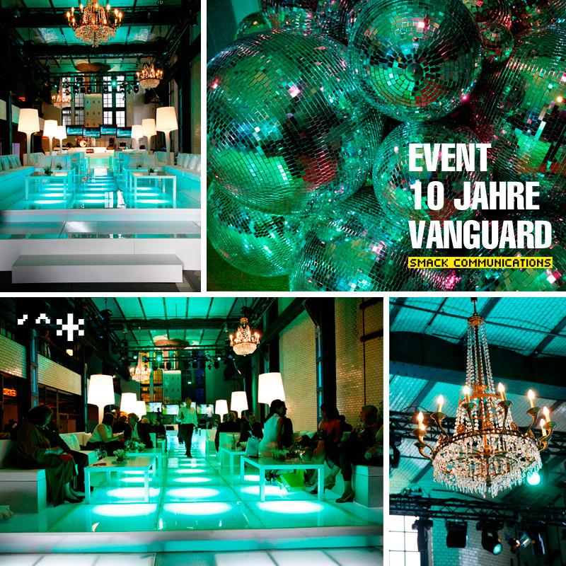Vanguard – 10 Jahre Event