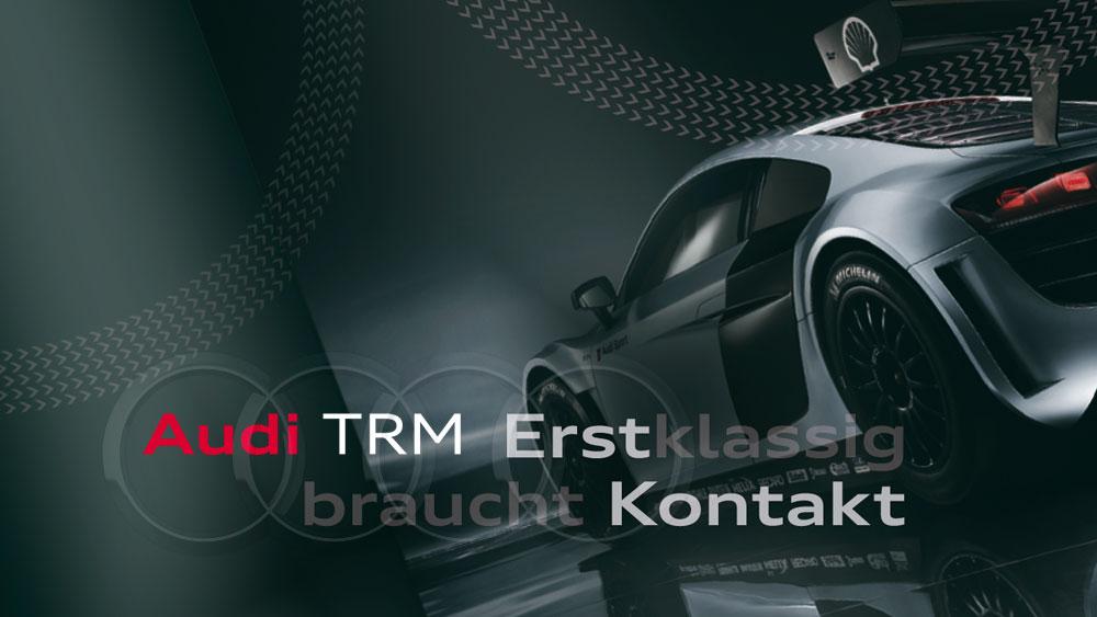 Audi Talent Relationship Management