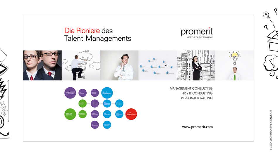 Promerit – Brand Concept