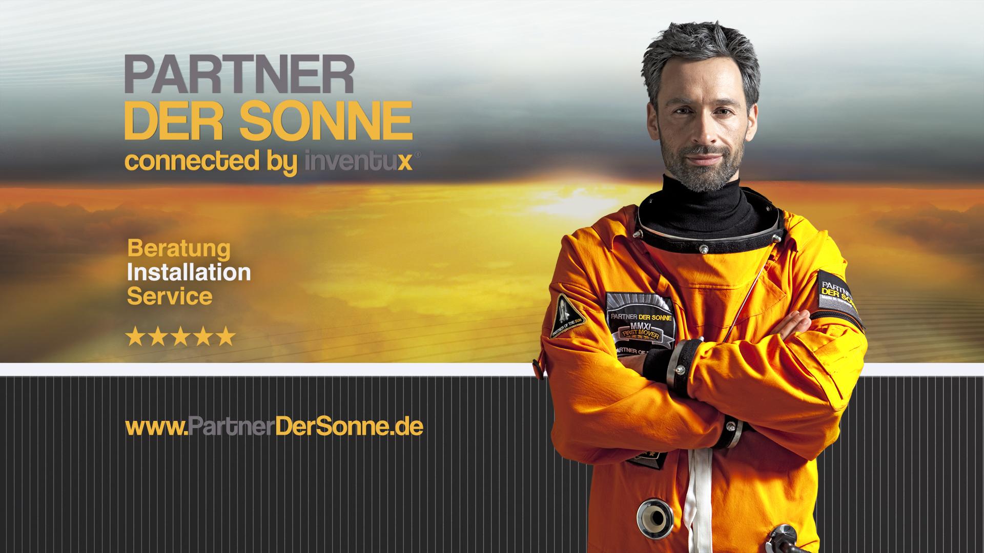 Partner der Sonne – Brand Concept