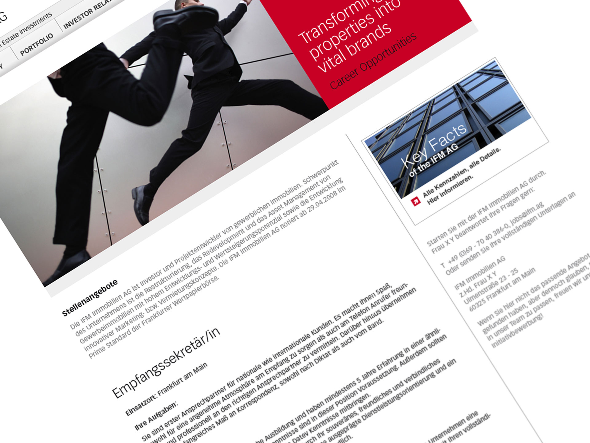 IFM Immobilien AG