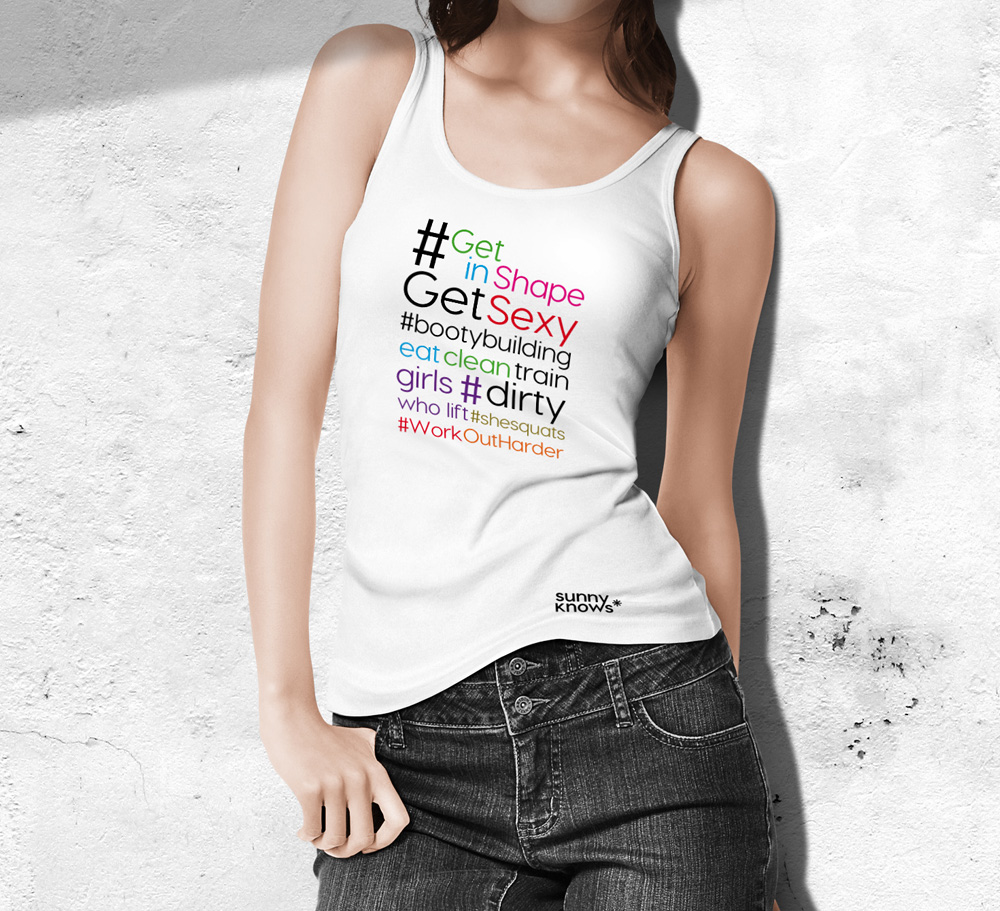 Sunny-Knows-Shop-Shirt-Tank-White-Hashtag